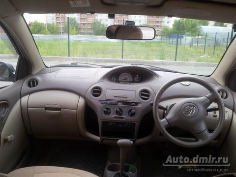 Купить ? Toyota Platz (Тойота Платц)  2005 г.в. в Тюмени по цене  220000 руб. – Autodmir.ru (Автомобили и Цены)